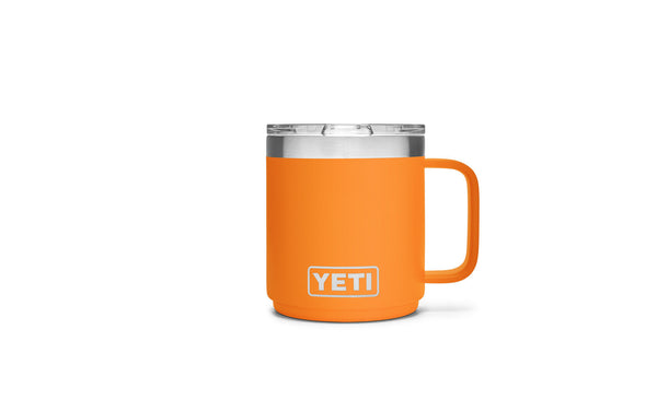 Rambler 10 Oz Mug KingCrab Orange