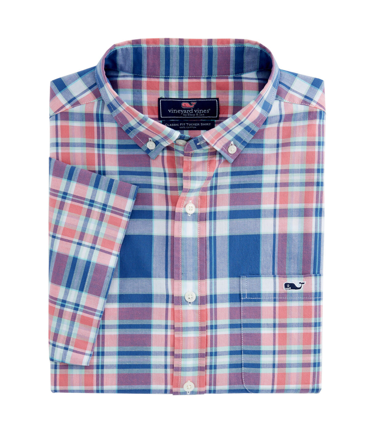 Freeport Plaid Classic Tucker