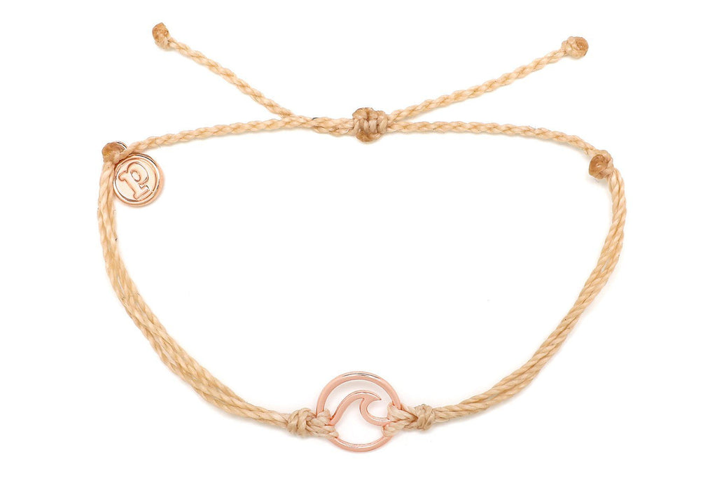 PURA VIDA WAVE ROSE GOLD CREAM