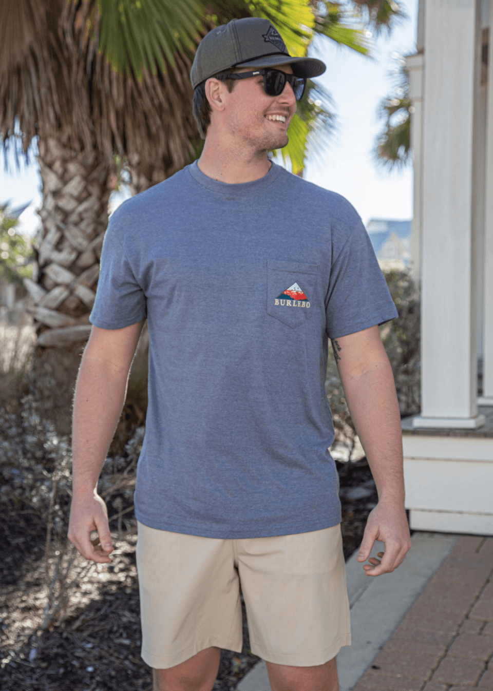 Paddle Out Short Sleeve Tee