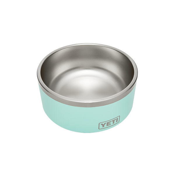 Boomer 8 Dog Bowl Seafoam