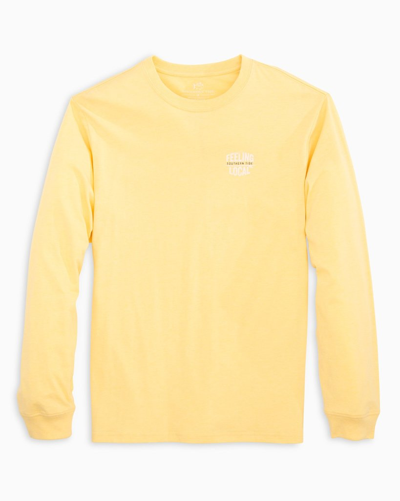 Feeling Local Long Sleeve Tee