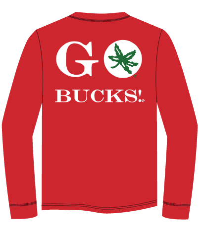 Go Bucks Long Sleeve Tee