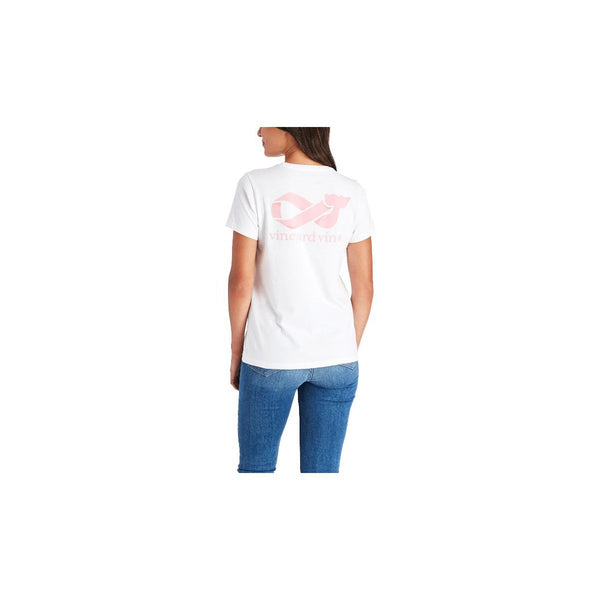 Breast Cancer Awareness Ribbon 2019 Pocket Tee