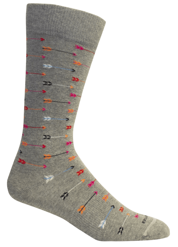 Thunderbird Light Grey Socks