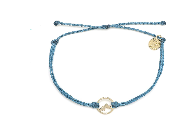 Aspen Gold Denim Blue Bracelet