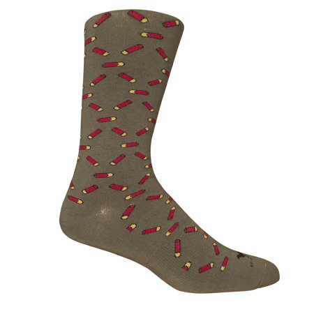HIGH BRASS SAGE SOCKS - BROWN DOG HOSIERY