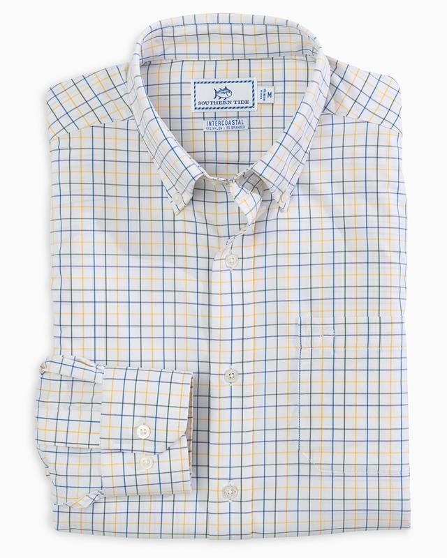 Canyon Tattersall Sport Shirt