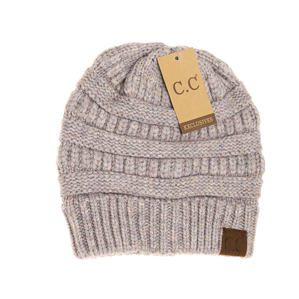 Periwinkle Classic Beanie