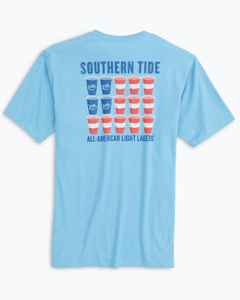 All American Light Lager Tee
