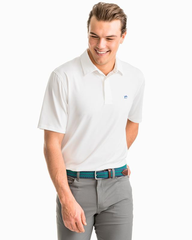 Men's Driver Solid Polo