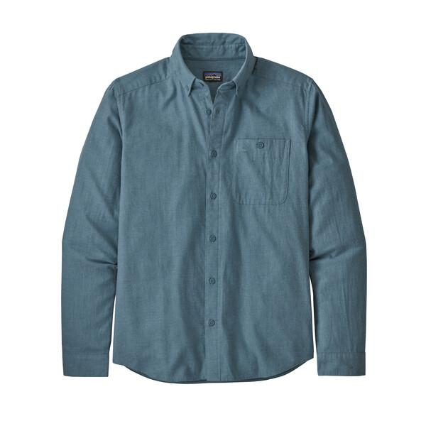 M's Vjosa River Pima Cotton Shirt