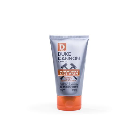 WORKING MAN'S FACE WASH - DUKE CANNON