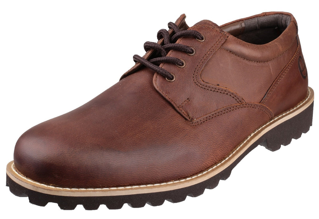 Tuffley shoe Brown
