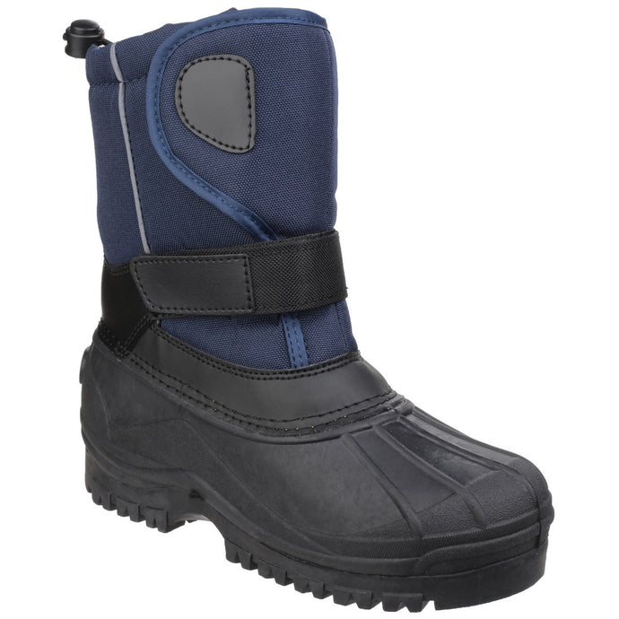 Purple Avalanche Snow Boot