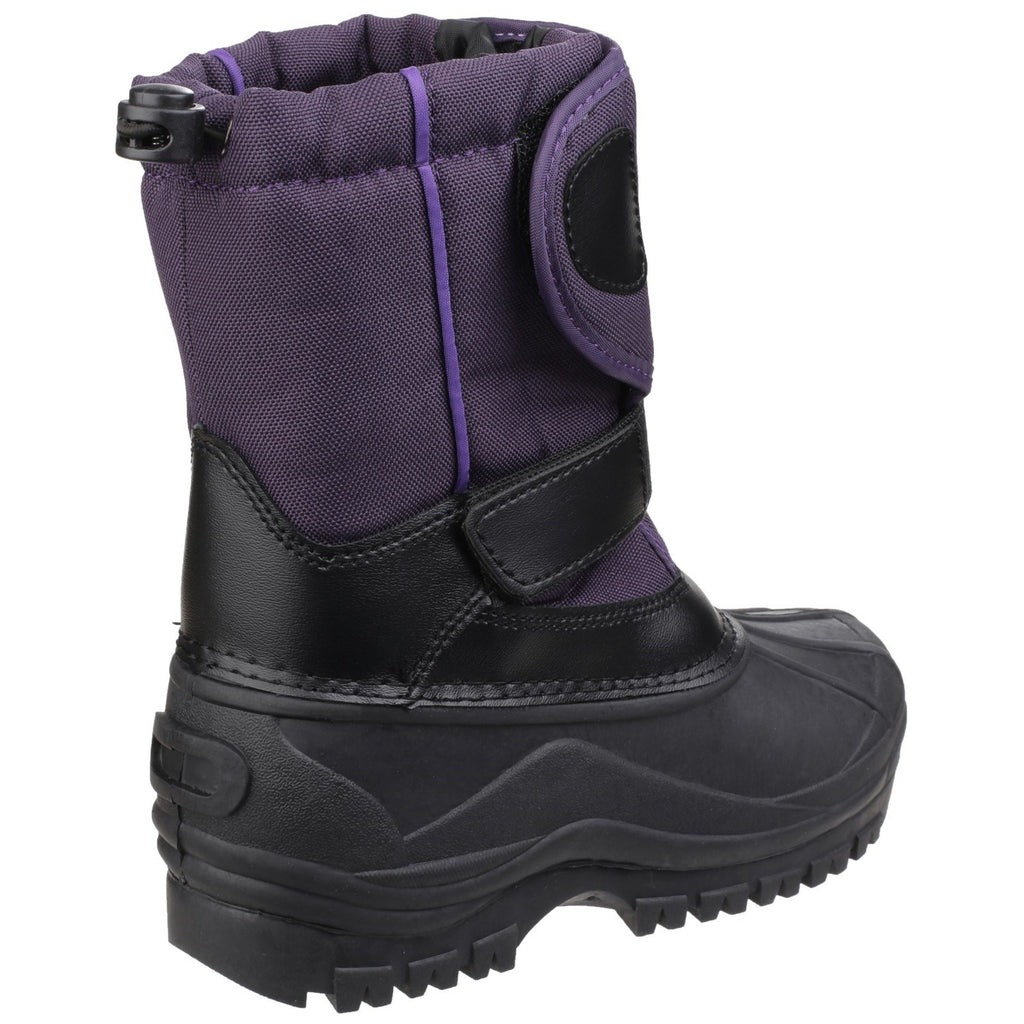 Avalanche Snow Boot Navy