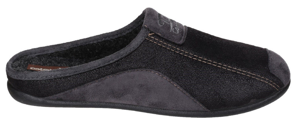 Westwell Slipper Black