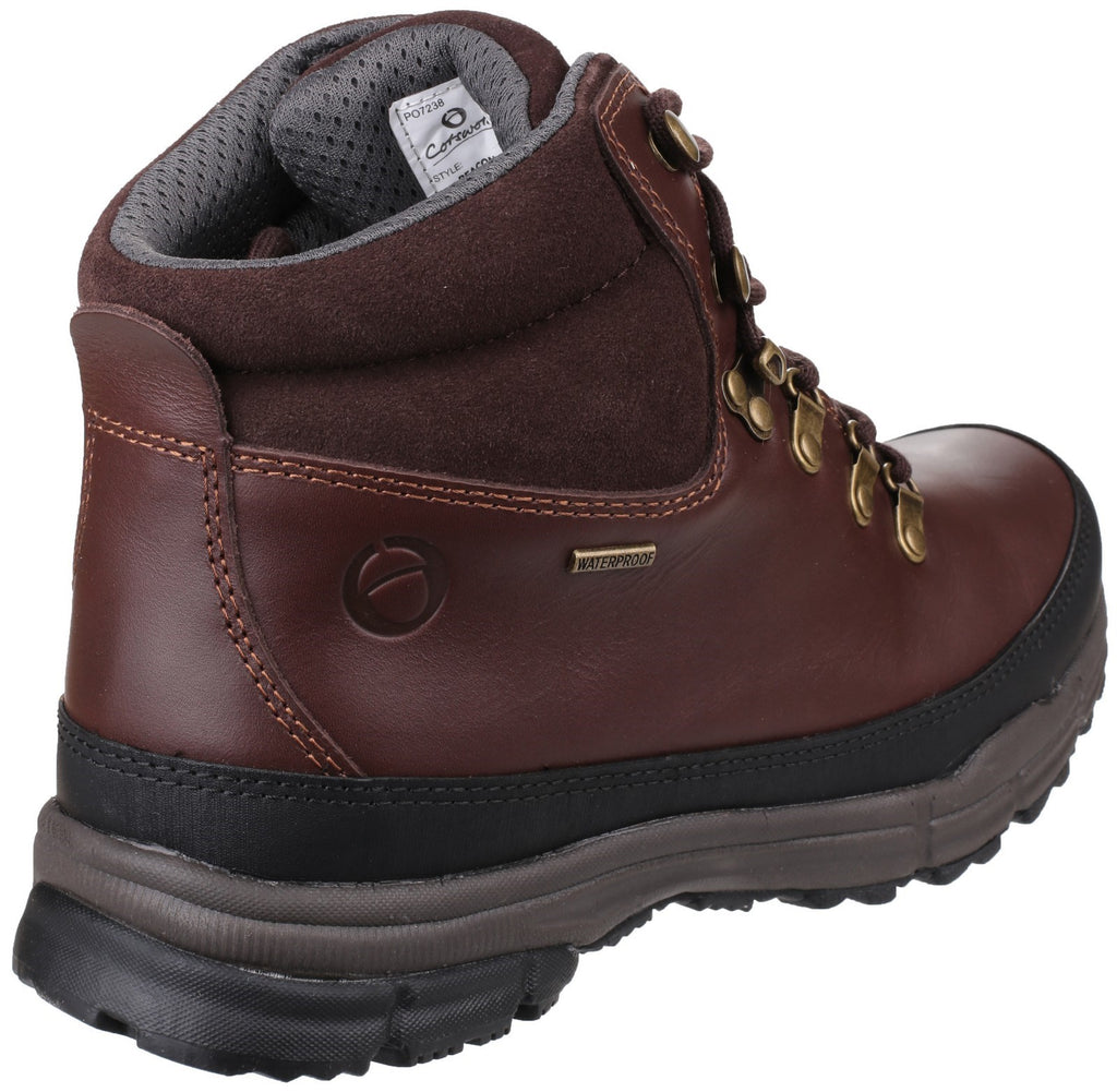 Beacon Hiking Shoe Brown