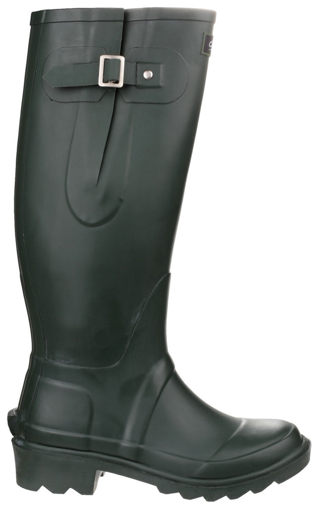 Ragley Waterproof Wellington Boot Green