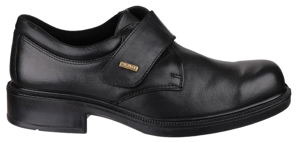 Cleeve Touch Fastening Shoe Black
