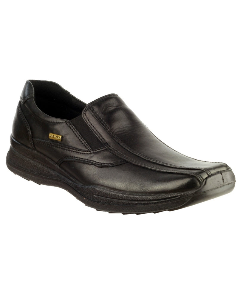 Naunton Casual Shoe Black