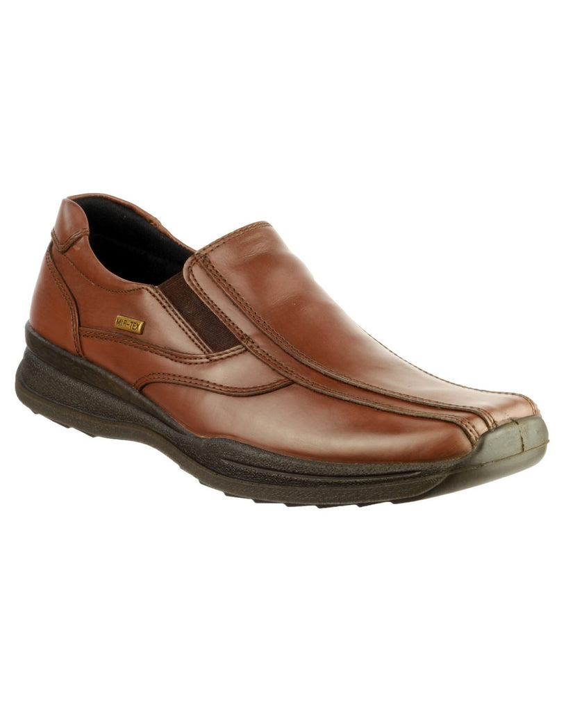 Naunton Casual Shoe Brown