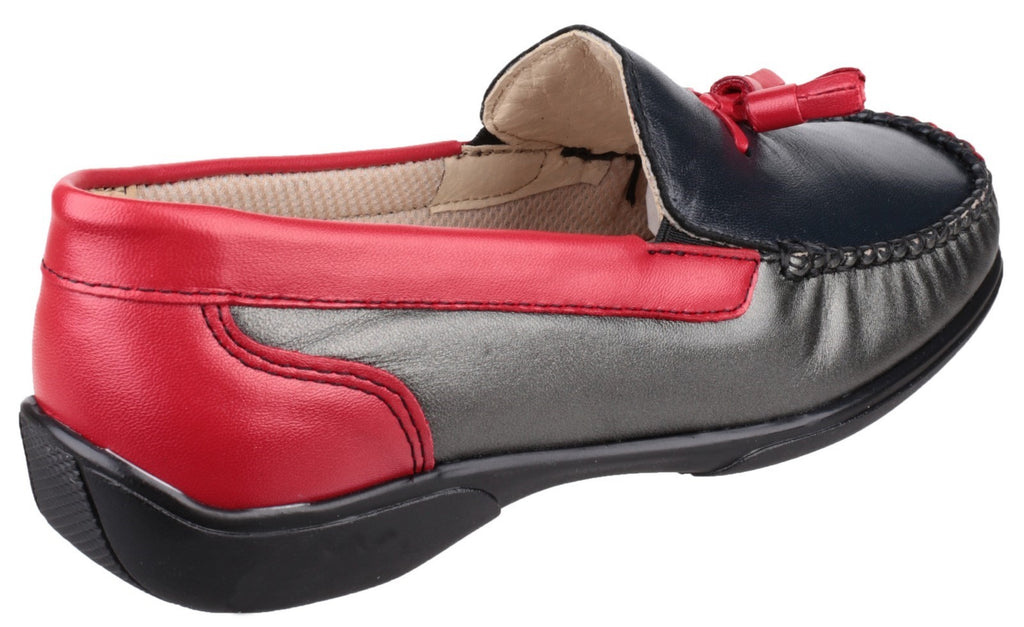 Biddlestone Slip On Loafer Shoe Multi