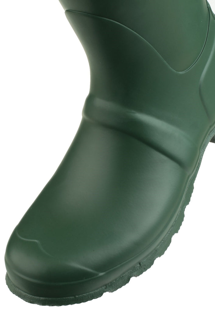 Windsor Tall Wellington Boot Green