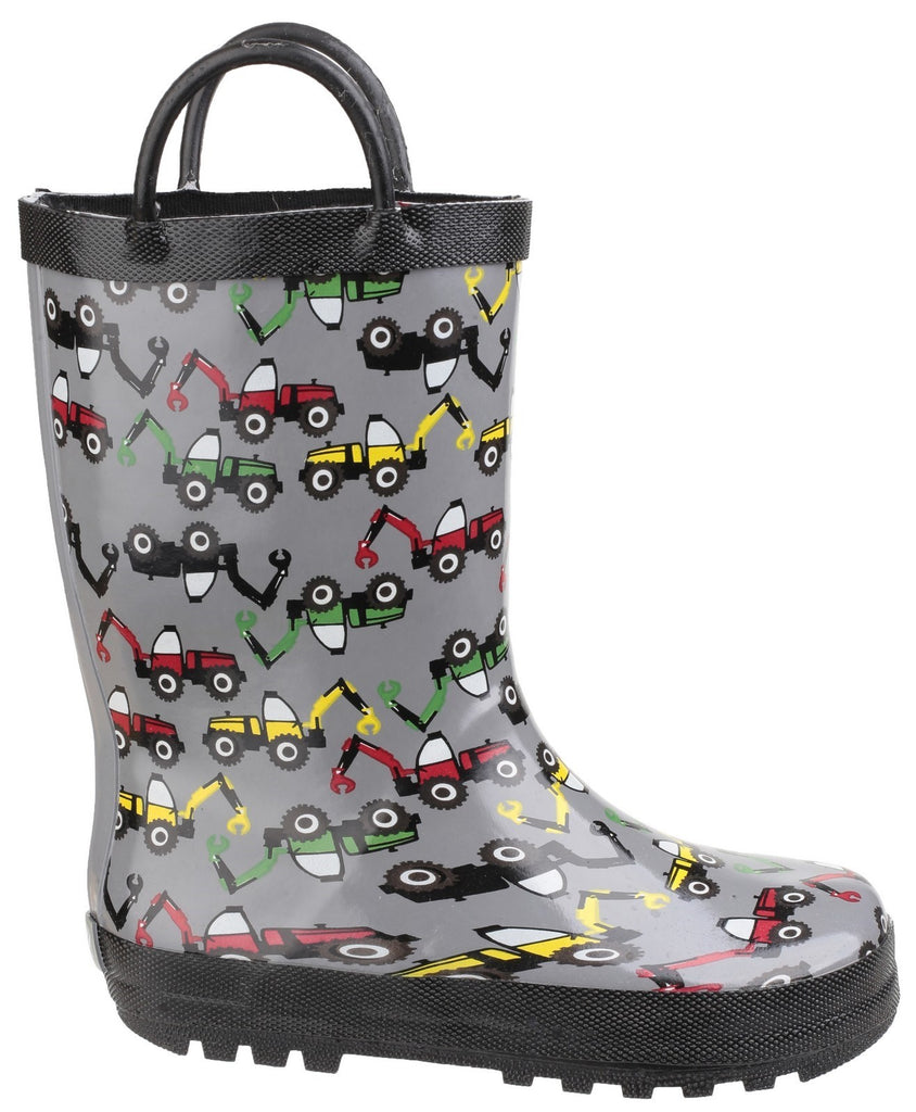 Puddle Waterproof Pull On Boot Digger