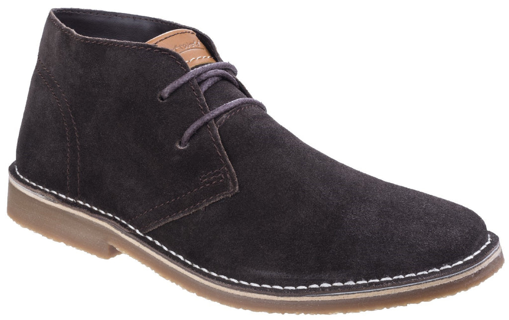 Fairford Desert Boot Brown