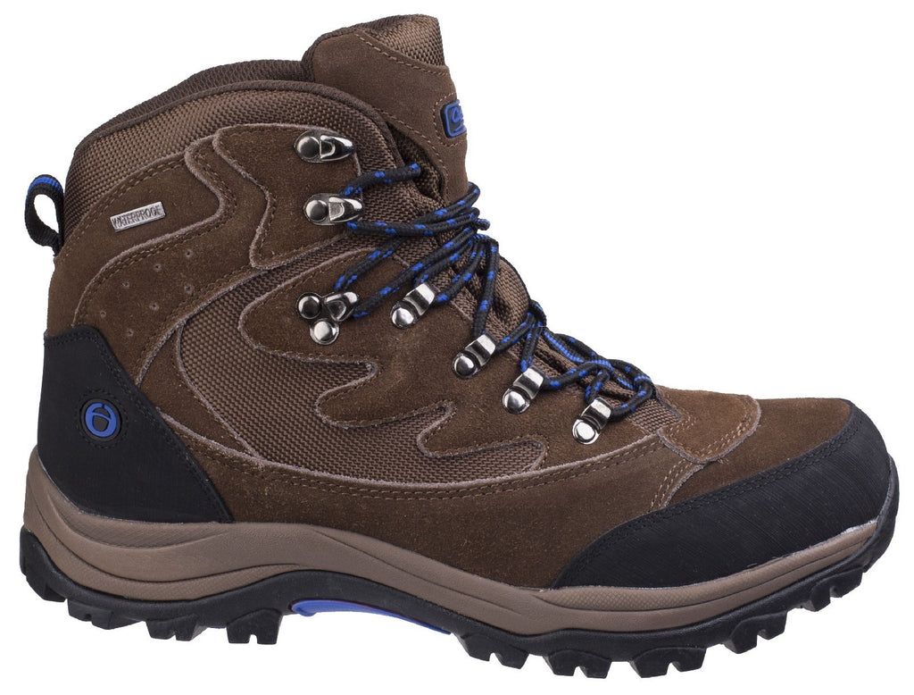 Oxerton Waterproof Hiker Brown