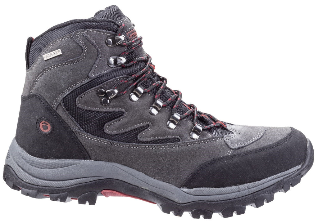 Oxerton Waterproof Hiker Grey