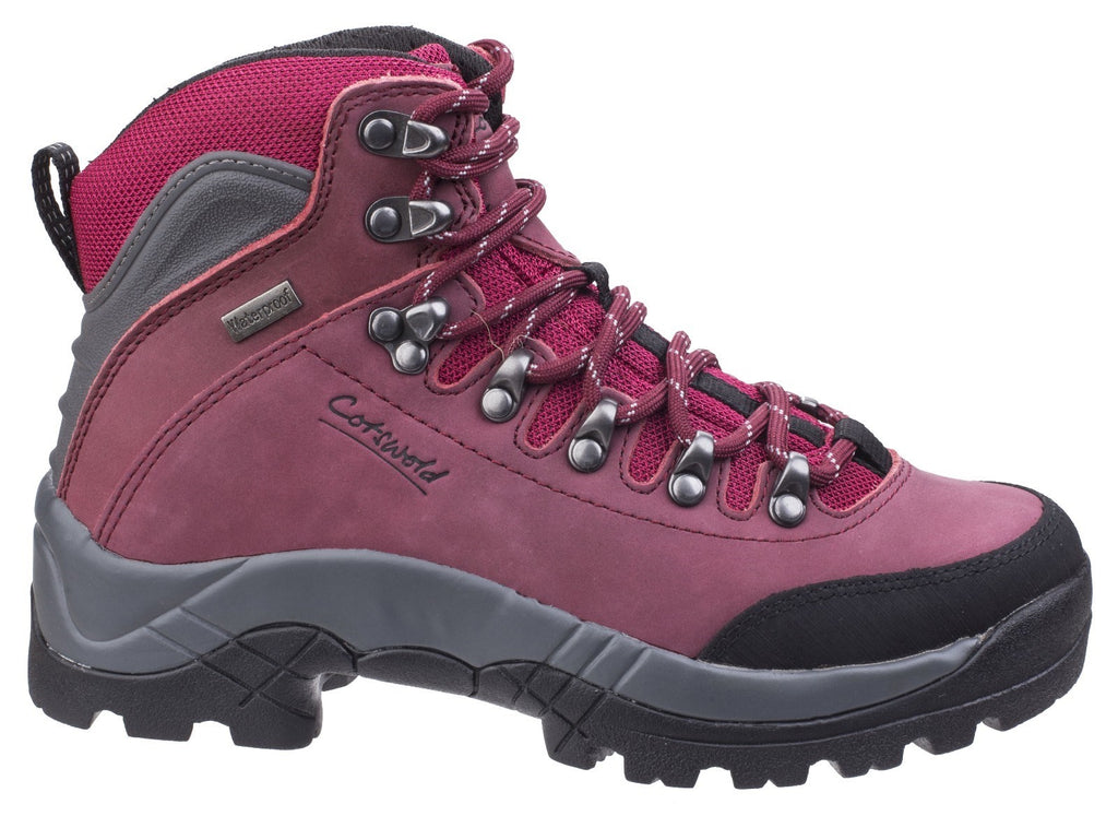 Westonbirt Waterproof Hiker Red