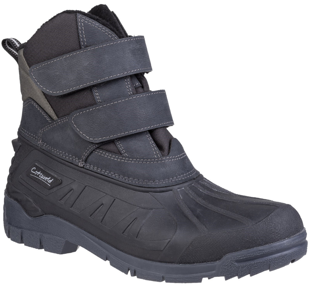 Kempsford Wellington Boot Black