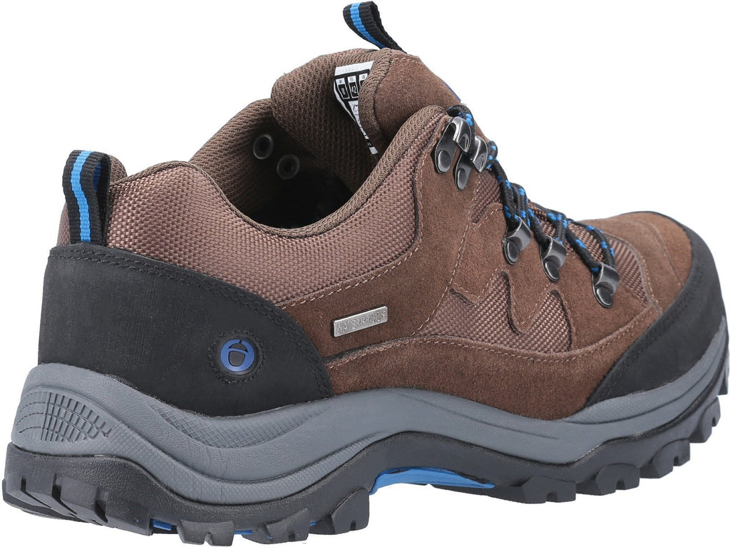 Oxerton Low Hiker Brown/Blue