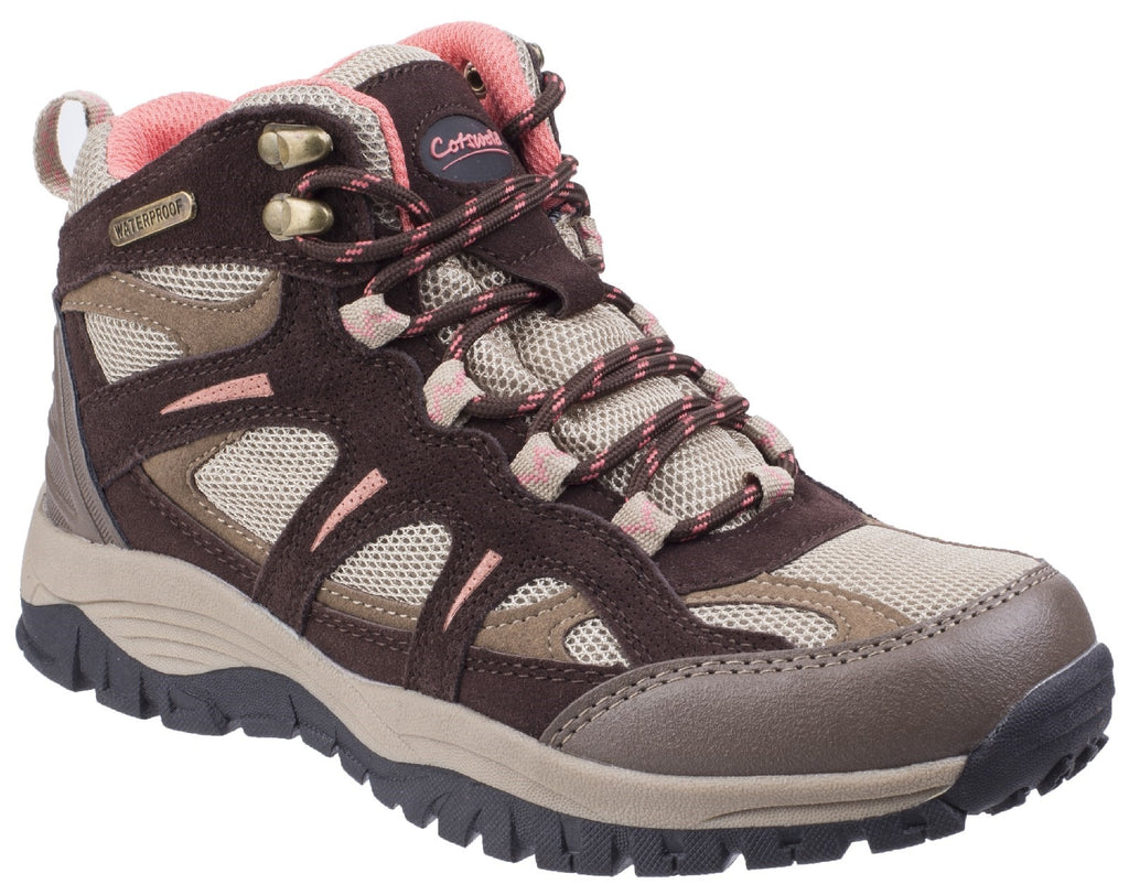 Stowell Hiking Boot Brown