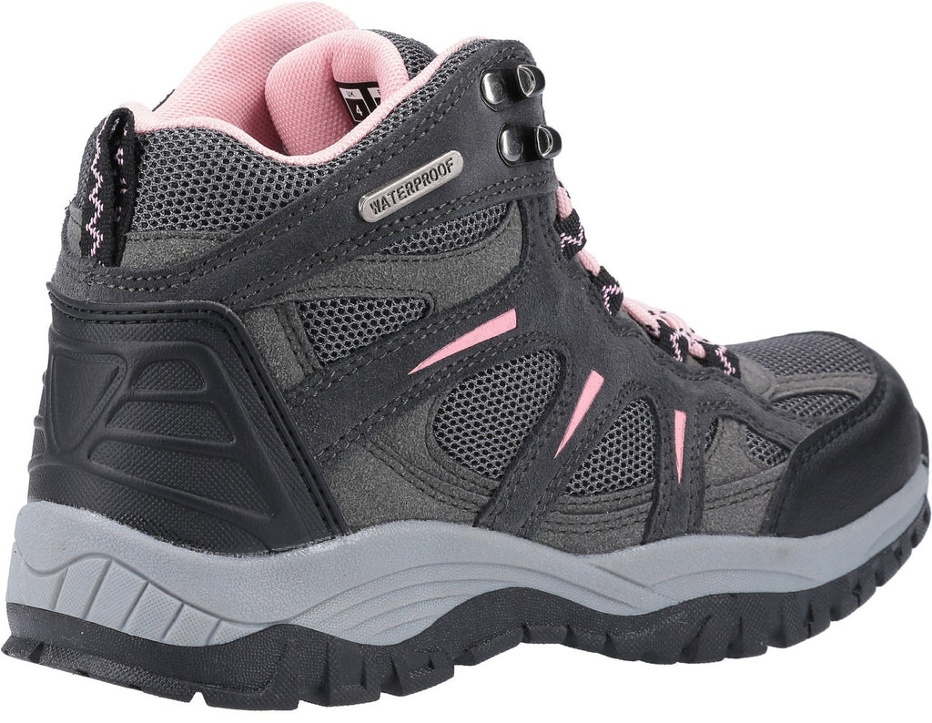 Stowell Hiking Boot Grey