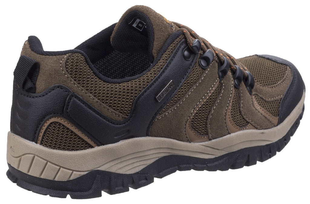 Stowell Low Hiking Shoe Brown
