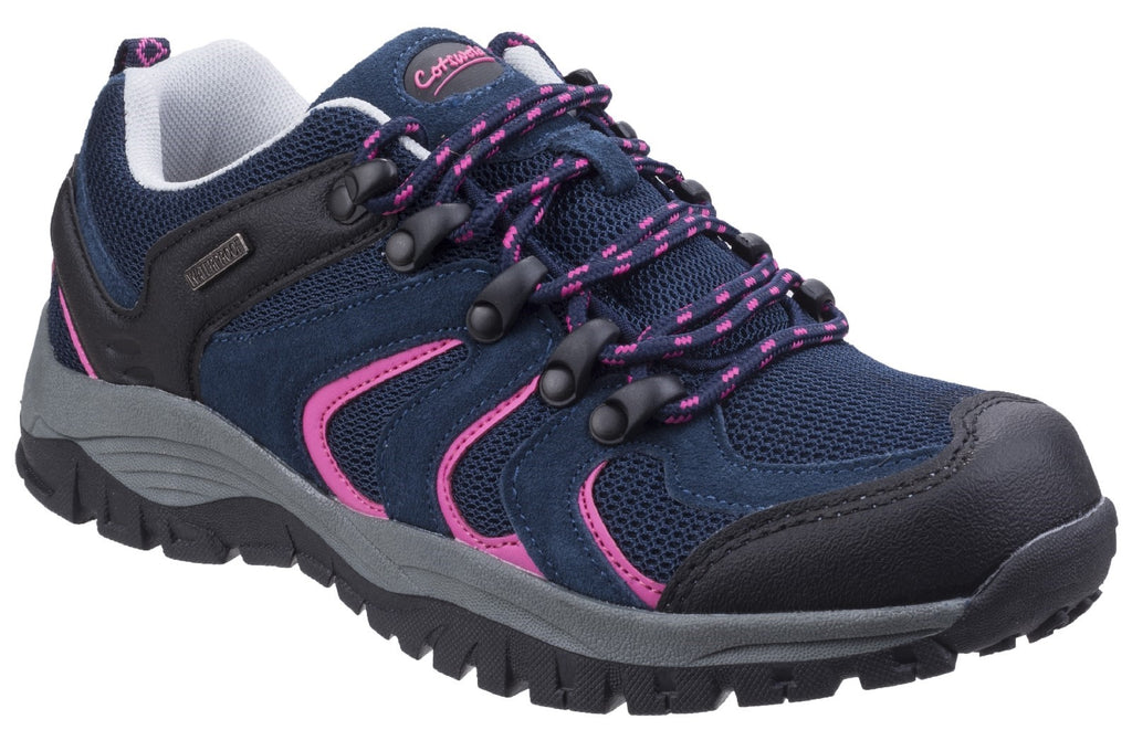 Stowell Low Hiking Shoe Blue