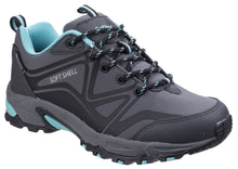 Grey/Black/Aqua Abbeydale Low Hiker