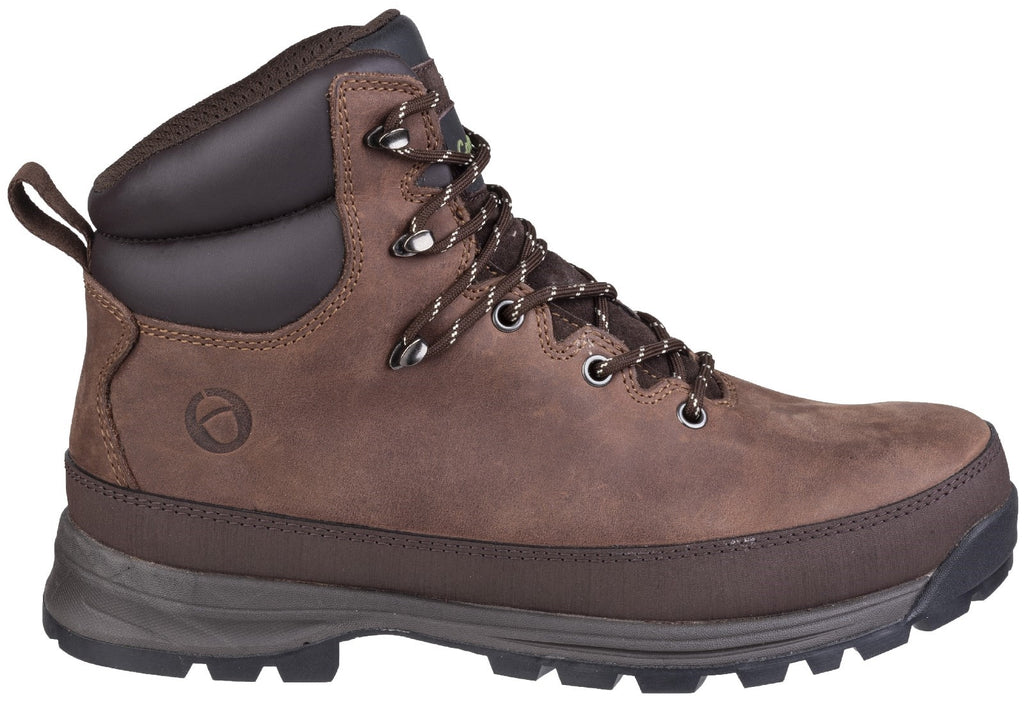 Sudgrove Lace Up Boot Brown
