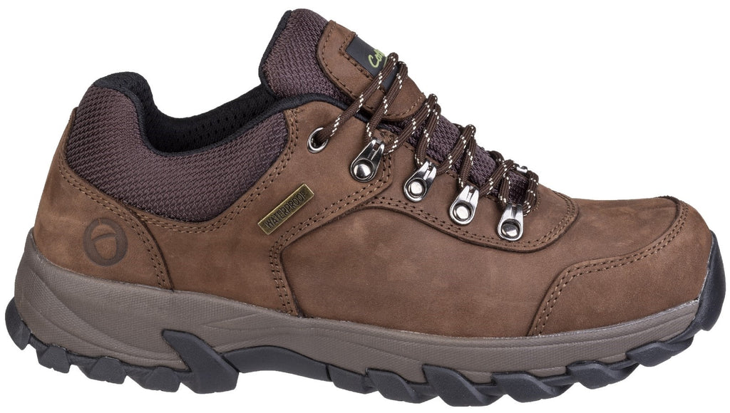Hawling Lace Up Shoe Brown