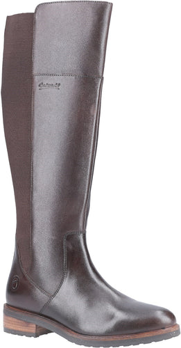 Brown Montpellier Long Boot