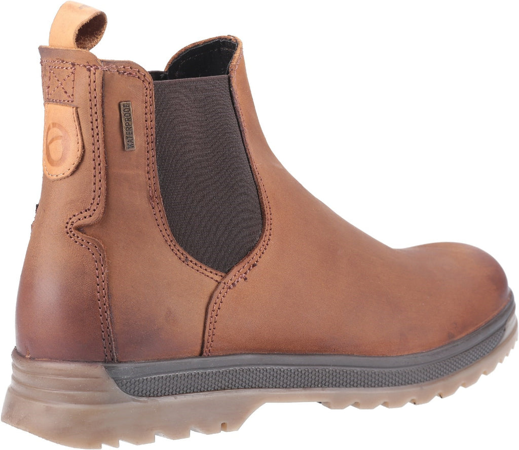 Winchcombe Chelsea Boot Chestnut