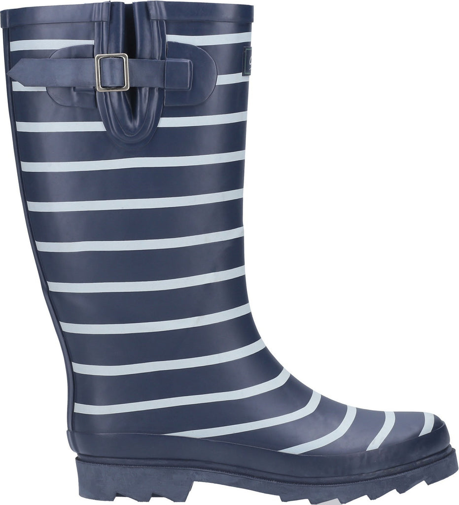 Sailor Wellington Boot Navy