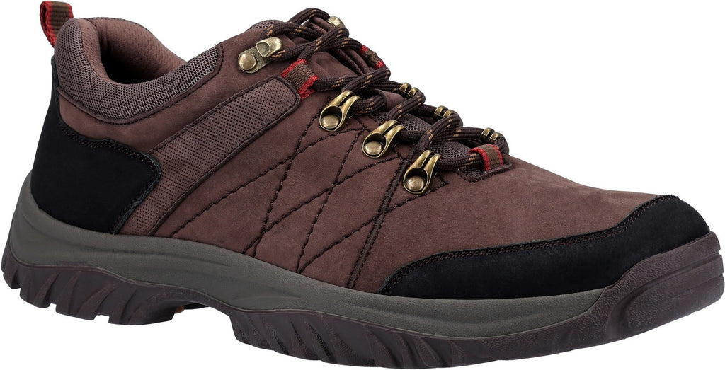Toddington Lace Up Shoe Brown