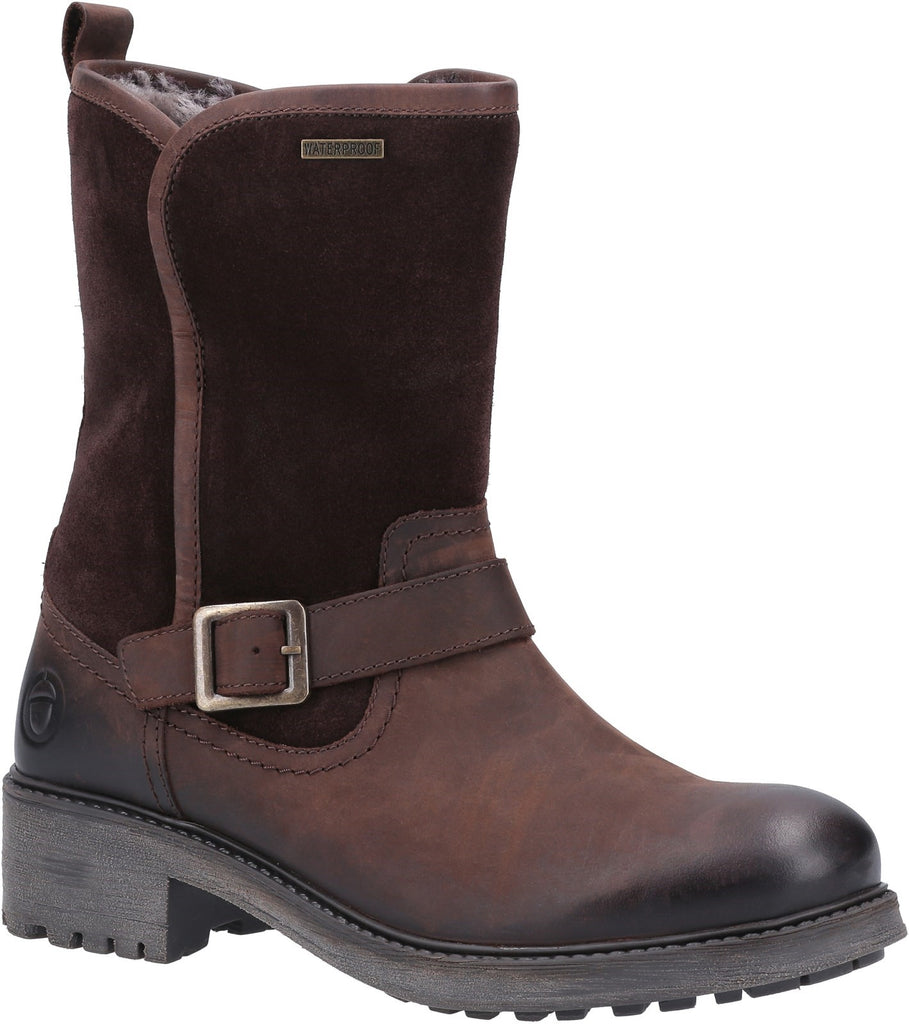 Cotswold Randwick Calf Length Boots Ladies Mid Boot