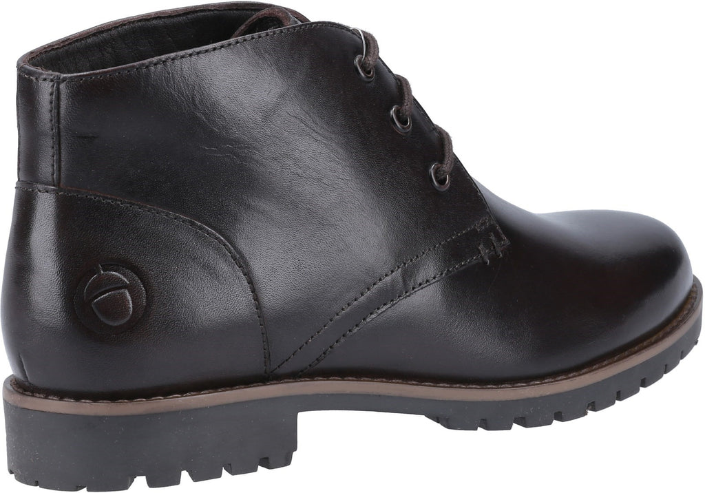 Mollington Below Ankle Boots Brown