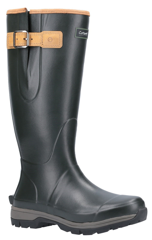 Stratus Wellington Boot Green