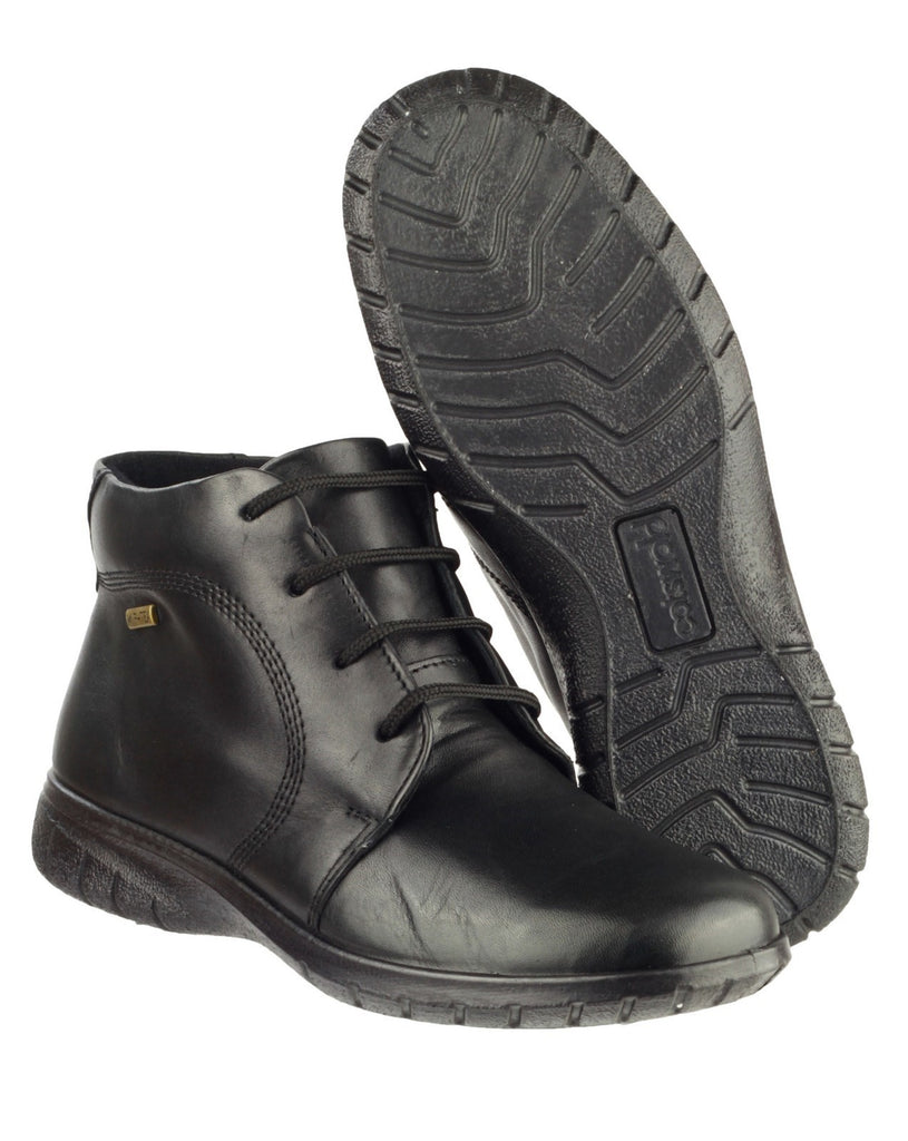 Bibury Ankle Boot Black